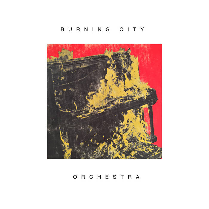 Burning City Orchestra cover art