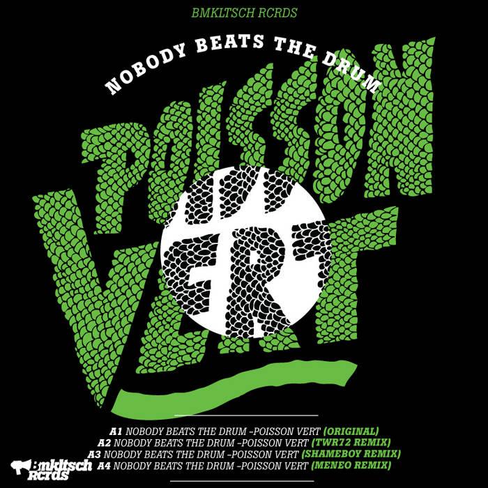 Poisson Vert EP cover art