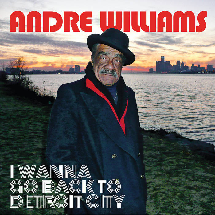 I Wanna Go Back To Detroit City cover art