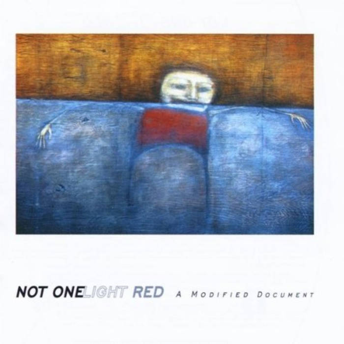 Not One Light Red: A Modified Document cover art