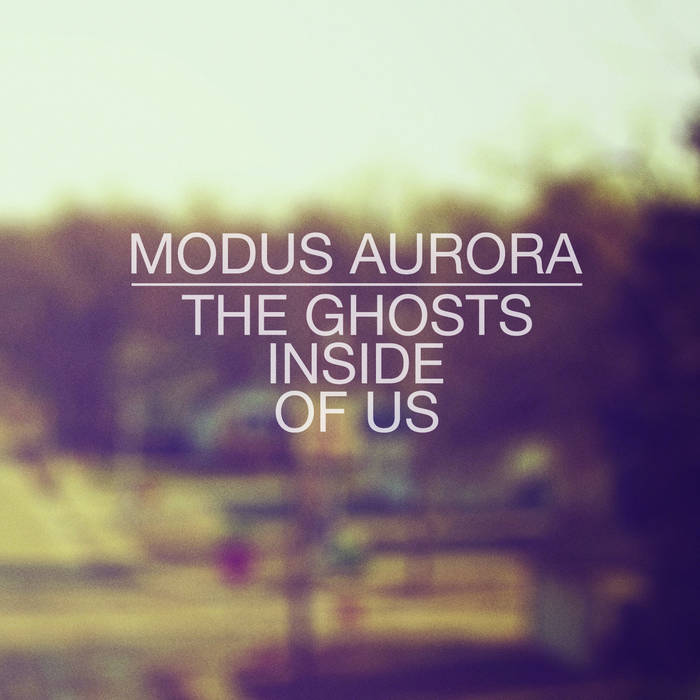 The Ghosts Inside of Us cover art