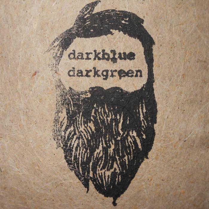Dark Blue Dark Green cover art