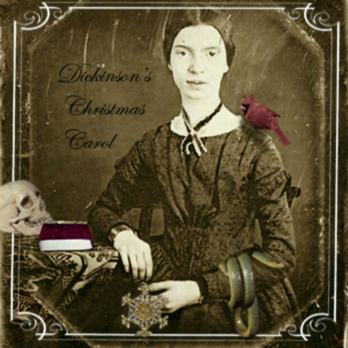 Dickinson's Christmas Carol cover art