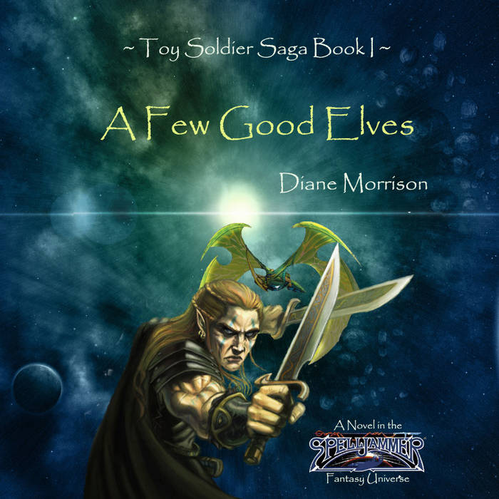 A Few Good Elves cover art