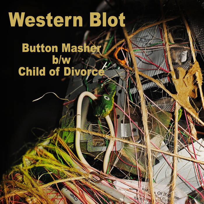 Button Masher b/w Child of Divorce cover art