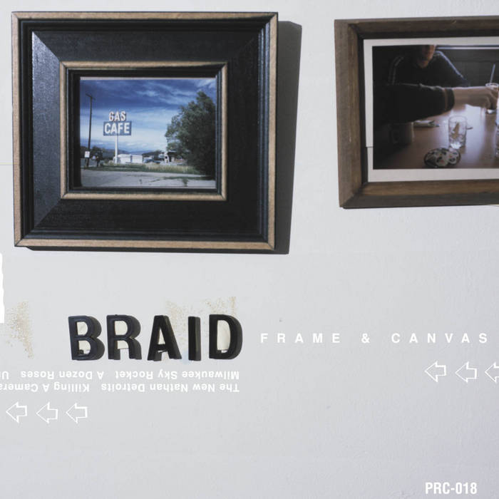 Frame and Canvas cover art