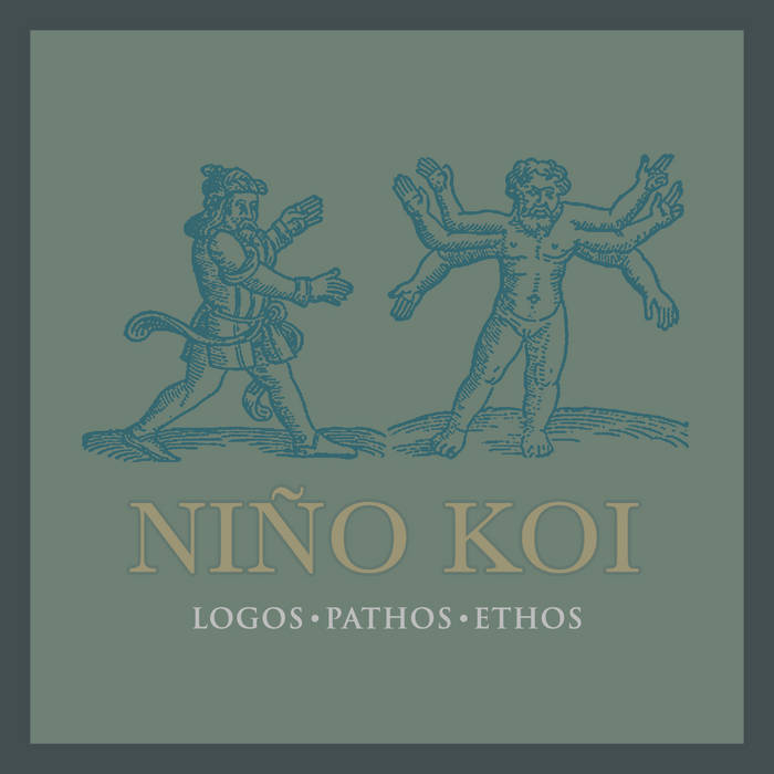 Logos, Pathos, Ethos cover art