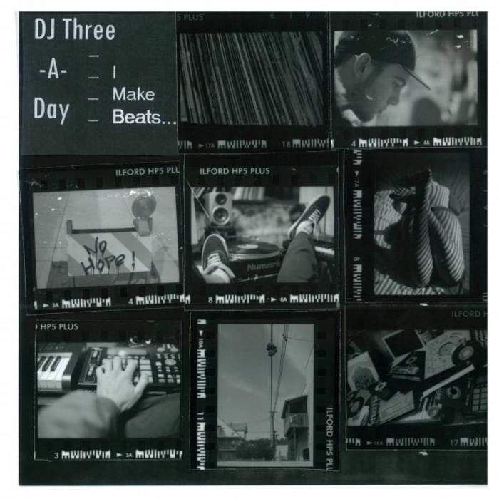 I Make Beats... cover art
