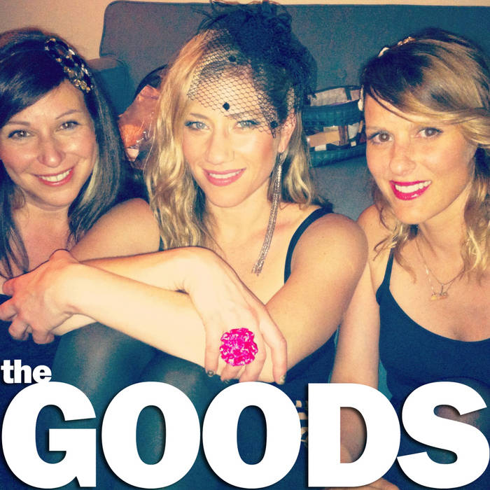 The Goods EP cover art