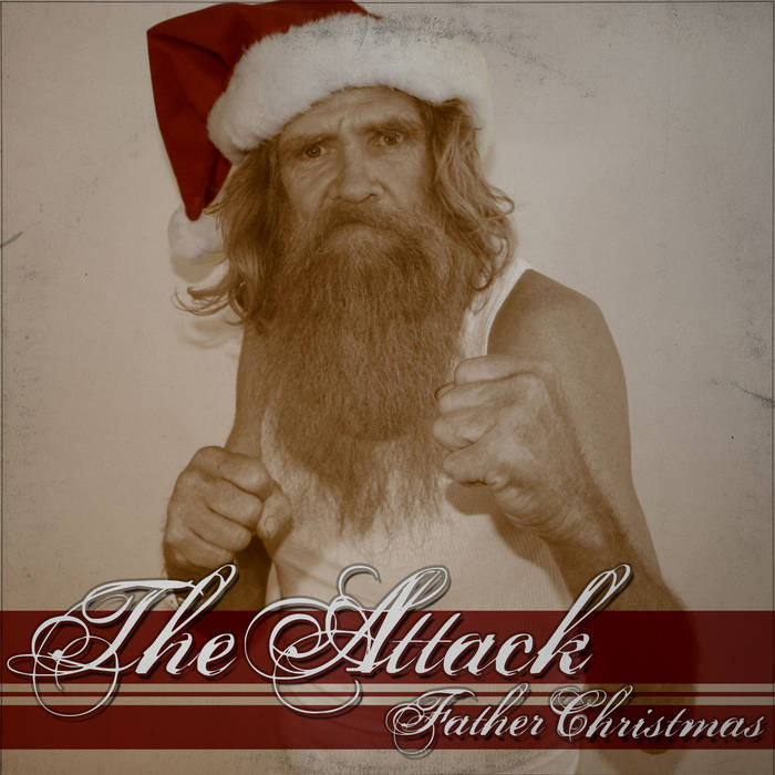Father Christmas cover art