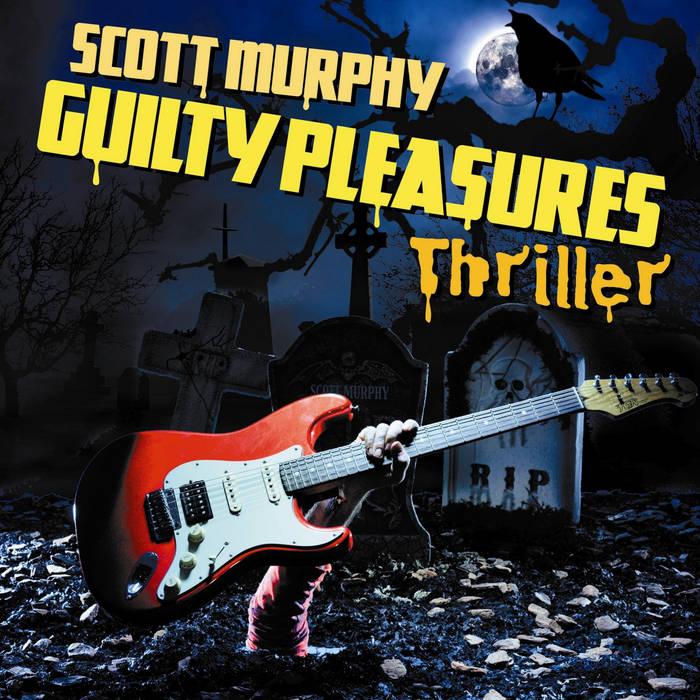 Guilty Pleasures Thriller cover art