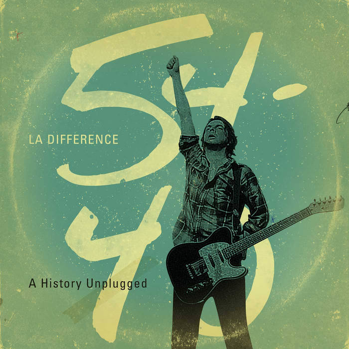 La Difference - A History Unplugged cover art