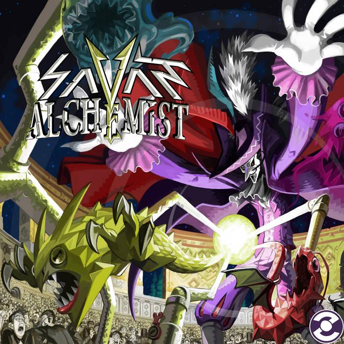 Alchemist cover art