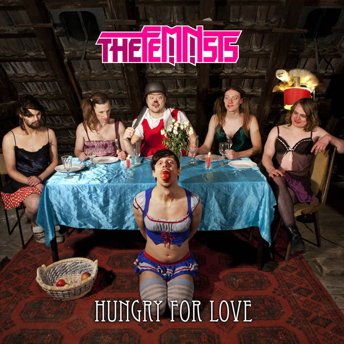 Hungry For Love cover art