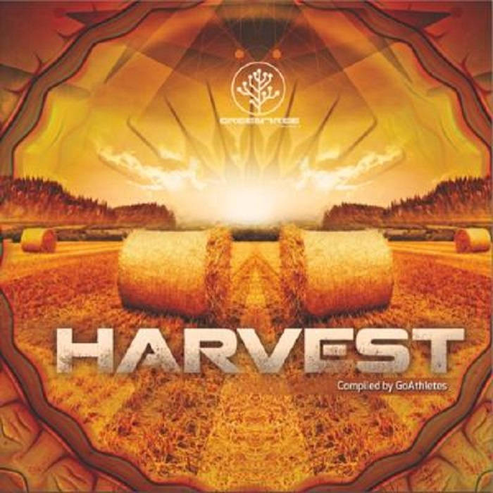 Harvest - VV.AA. (Greentree Records) cover art