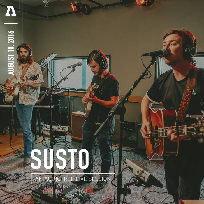 SUSTO - Audiotree Live cover art