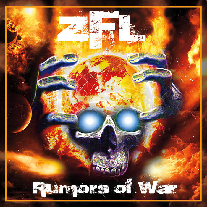 Rumors Of War cover art