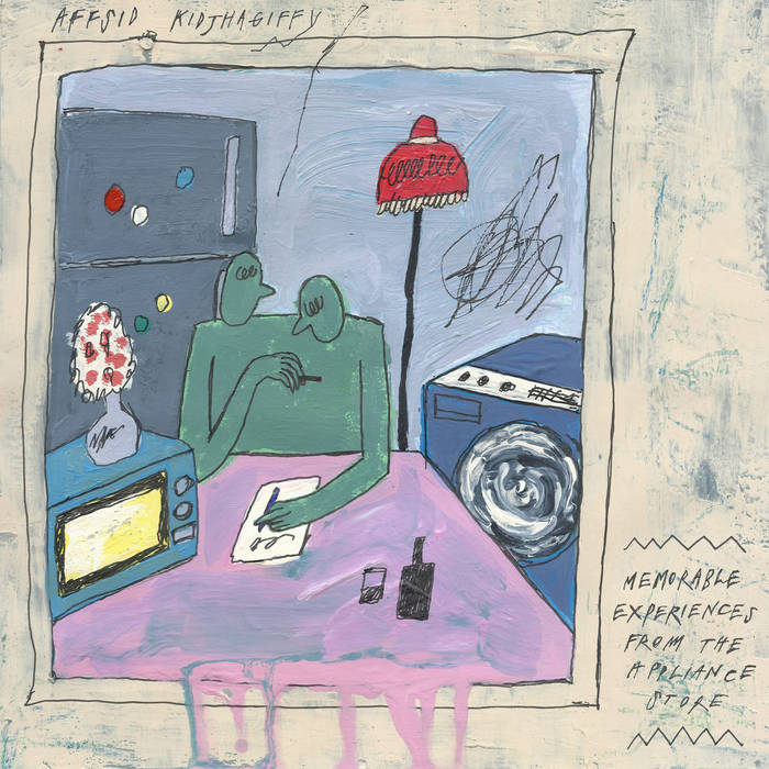 Memorable Experiences From The Appliance Store cover art