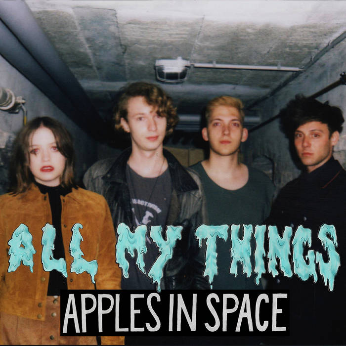 All My Things (Single Version) cover art