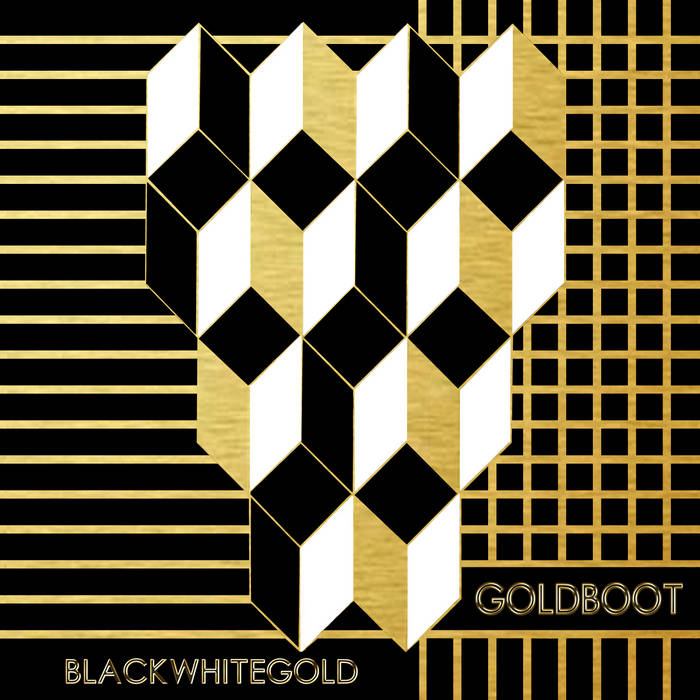 BLACKWHITEGOLD cover art