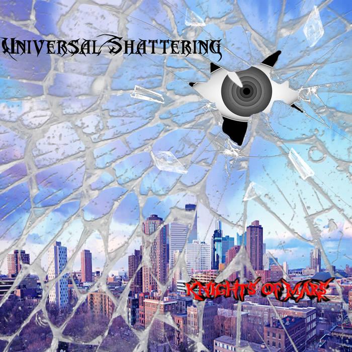 Universal Shattering cover art