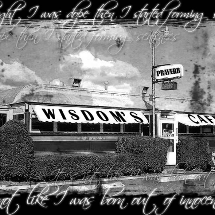 Wisdom's Cafe cover art
