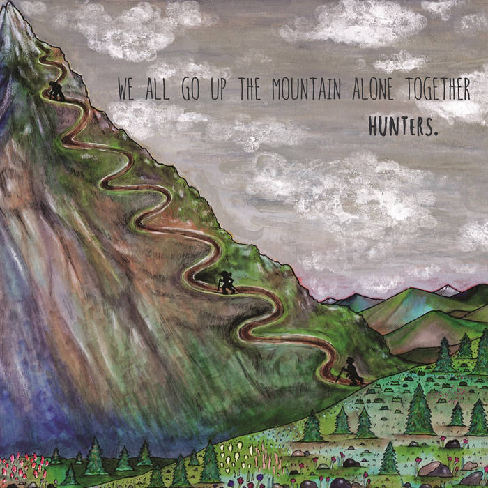 We All Go Up the Mountain Alone Together cover art
