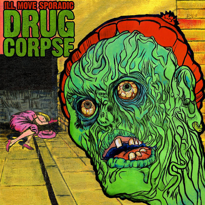 Drug Corpse (album) cover art