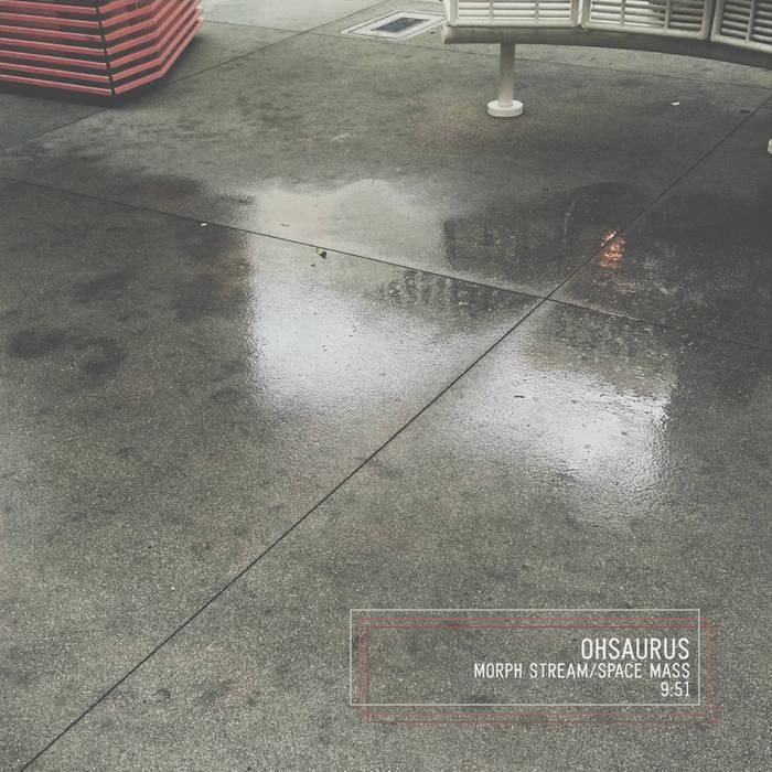 Morph Stream/Space Mass EP cover art