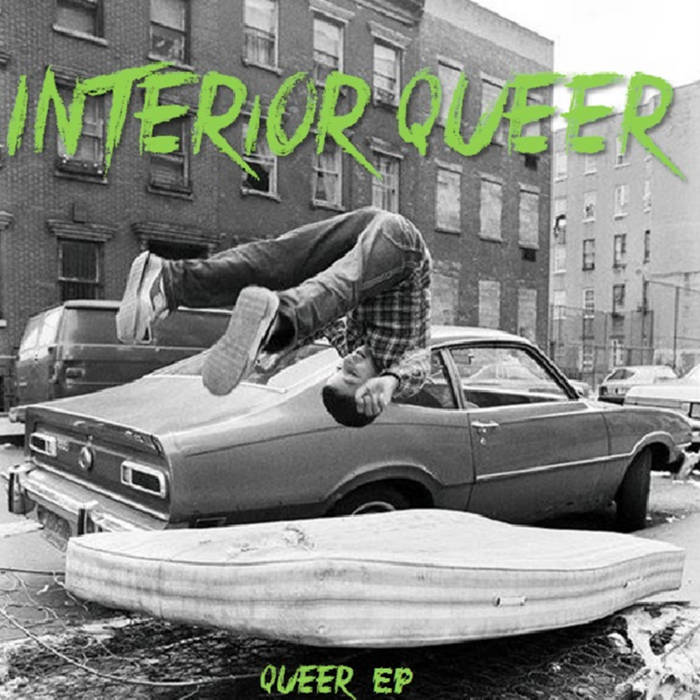 Queer EP cover art