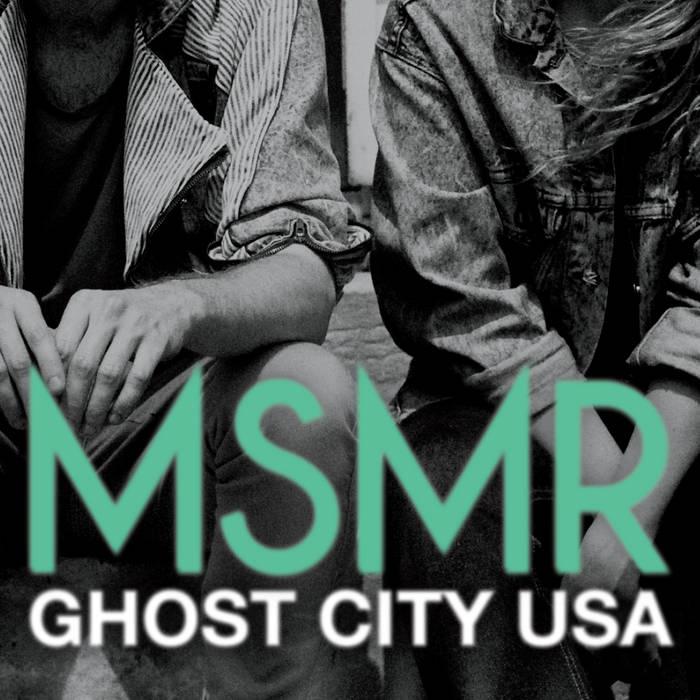 Ghost City USA (demos) cover art