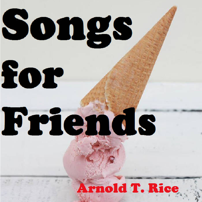 Songs for Friends cover art