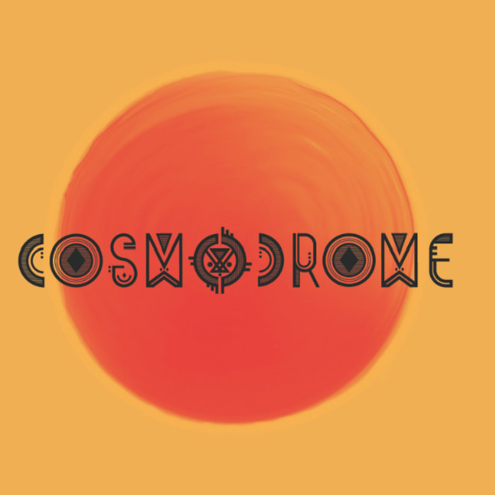 Cosmodrome EP cover art