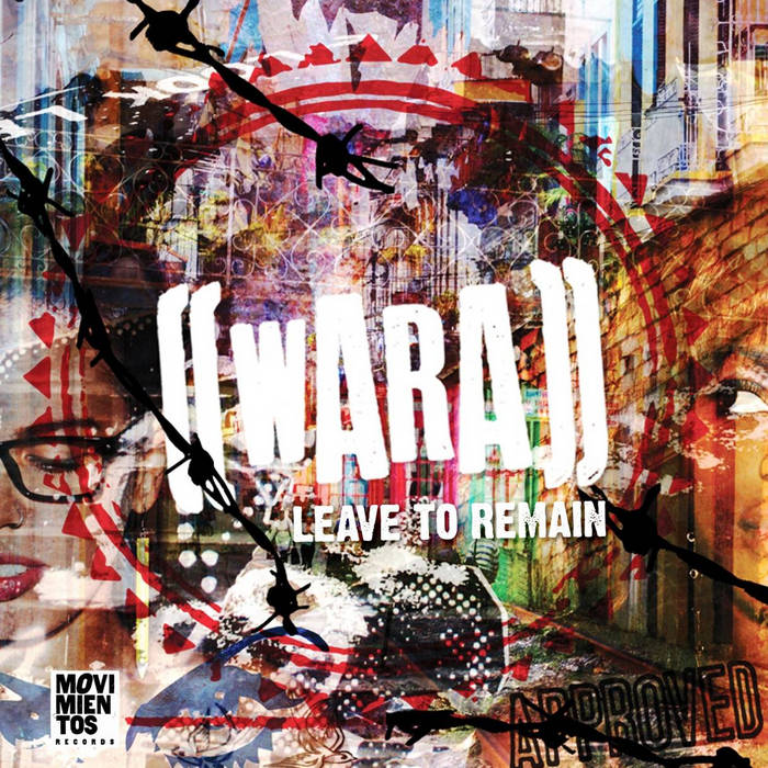 Leave To Remain cover art