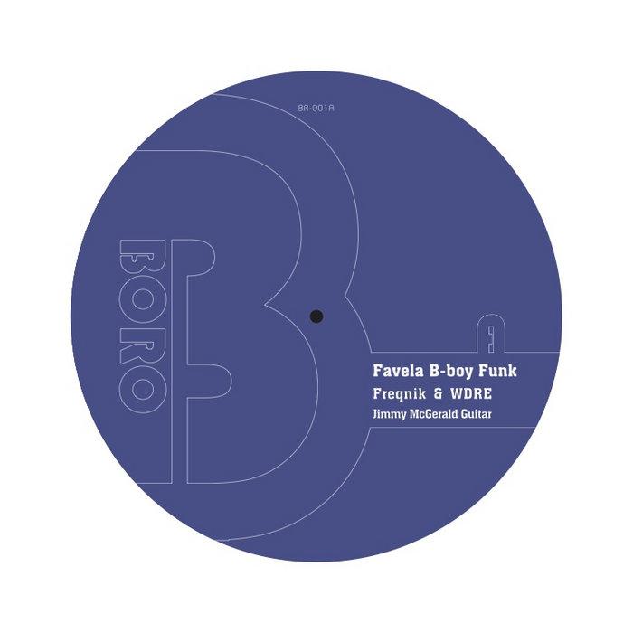 Favela B-Boy Funk cover art