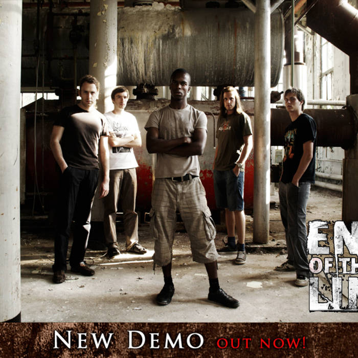 End of the Line Demo cover art