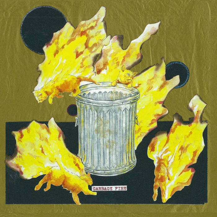 Garbage Fire cover art