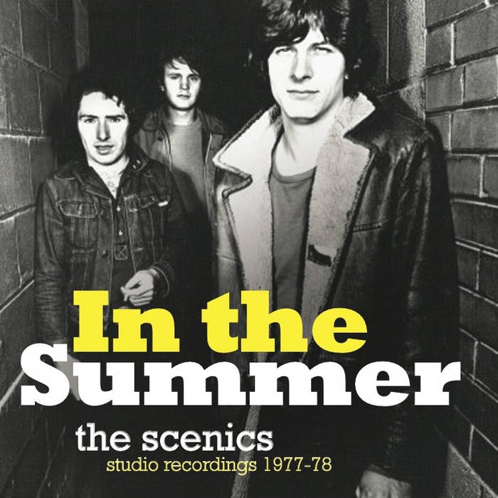 In The Summer cover art