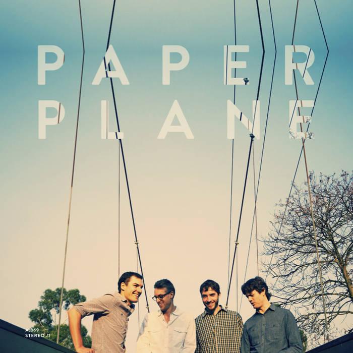 Paper Plane cover art