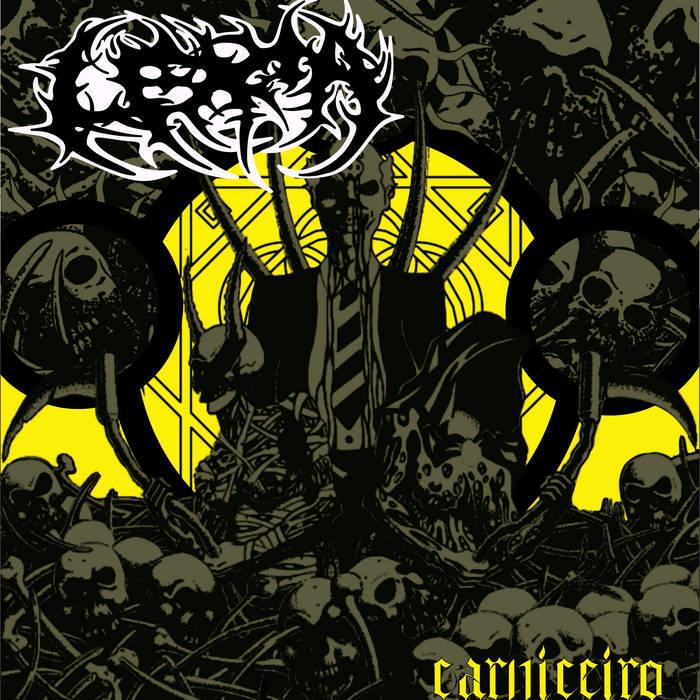 Carniceiro (EP) cover art