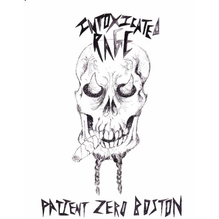 Patient Zero Boston cover art