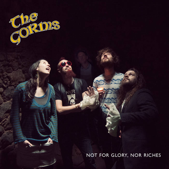 Not For Glory, Nor Riches cover art