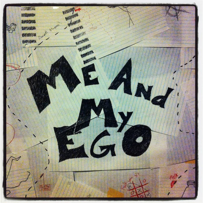 Me and My Ego cover art