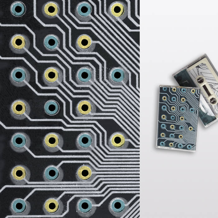 Tape Studies (sicsic031) cover art