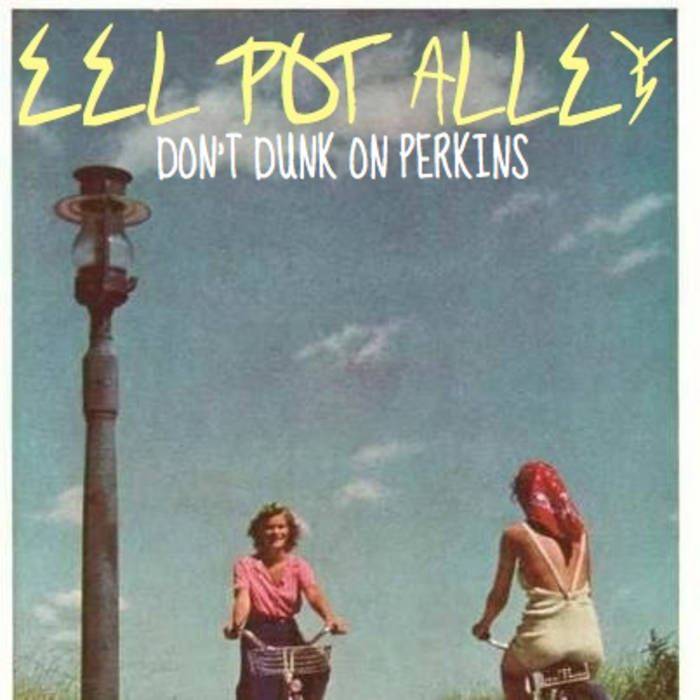 Don't Dunk On Perkins cover art
