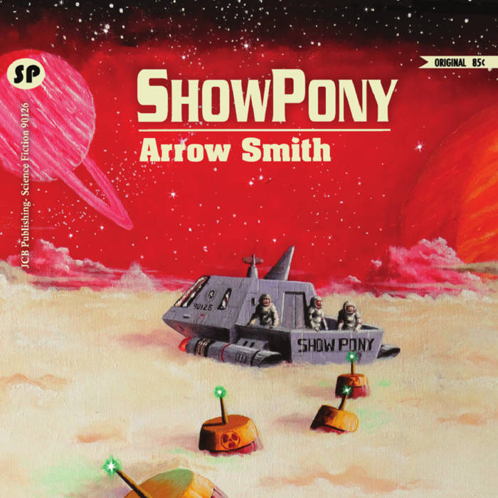 Arrow Smith cover art