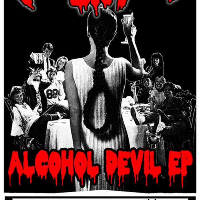 Alcohol Devil EP cover art
