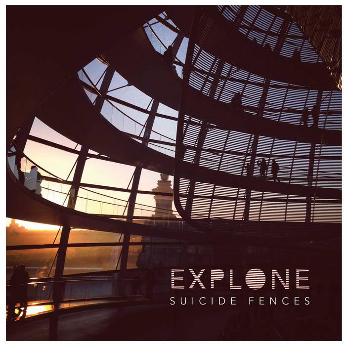Suicide Fences cover art