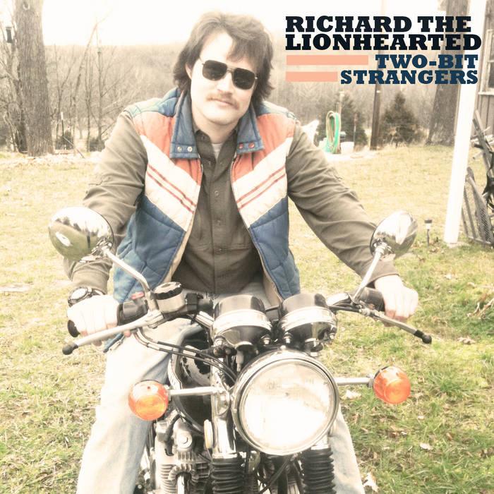 Two-Bit Strangers [EP] cover art