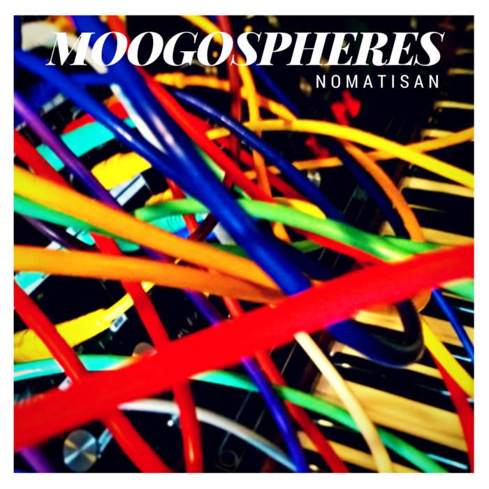 Moogospheres cover art